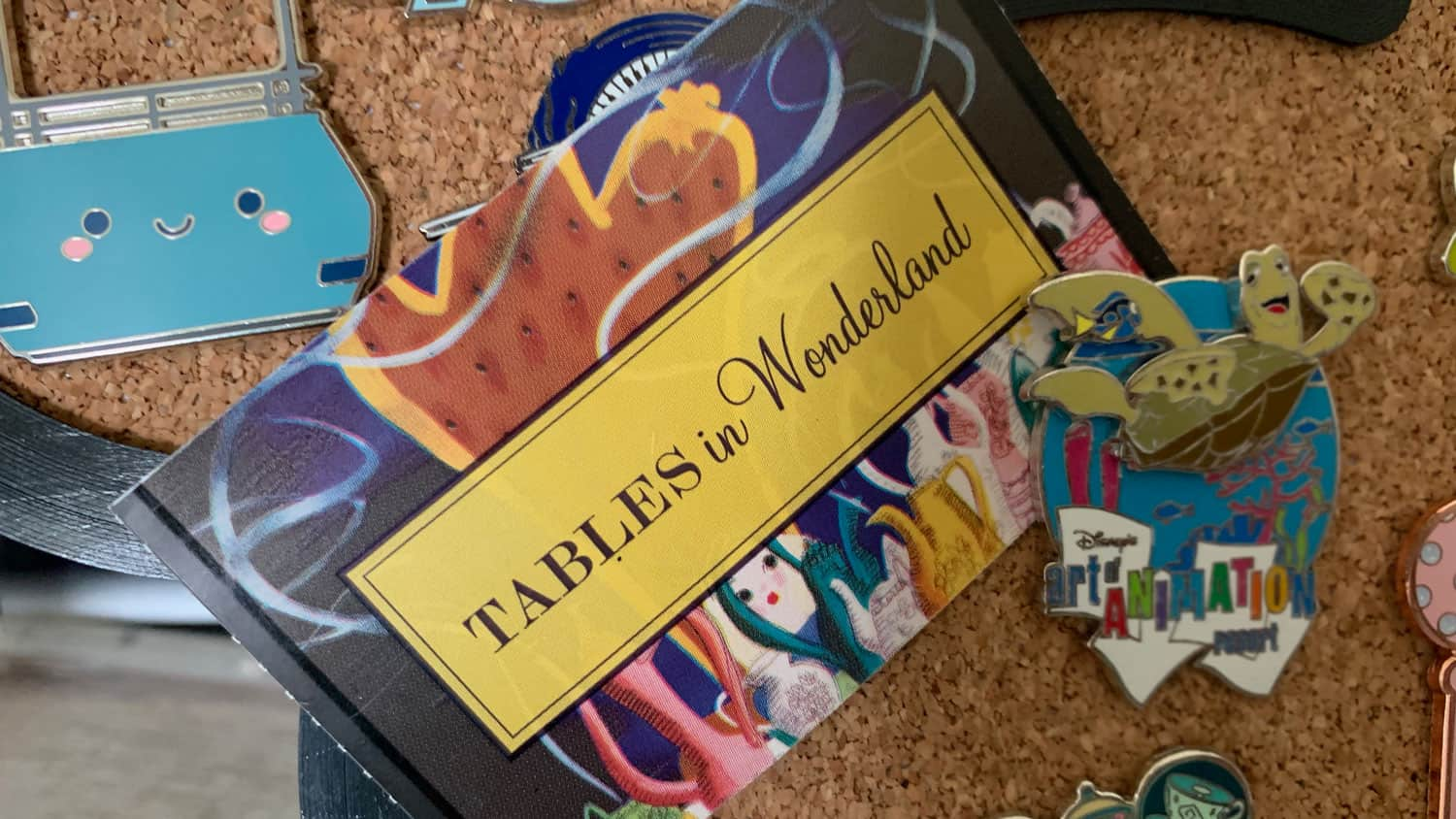 Tables and Wonderland Discount Card