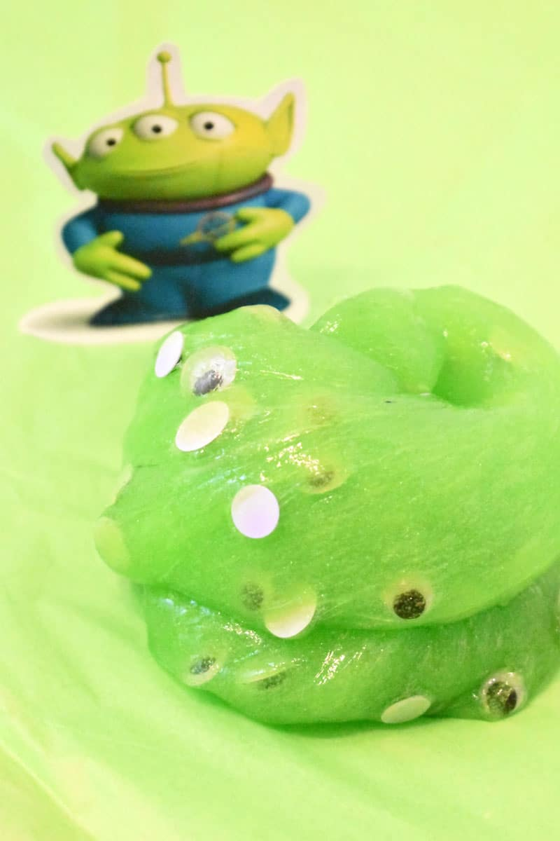 How To Make Your Own Toy Story Alien Slime 14