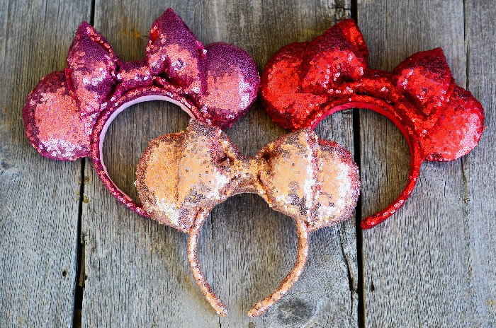 Make Your Own DIY Minnie Ears 18