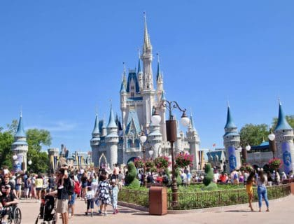 Keys to the Kingdom Tour at Walt Disney World 34