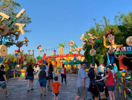 Deciphering Hollywood Studios Fastpass Tiers 4