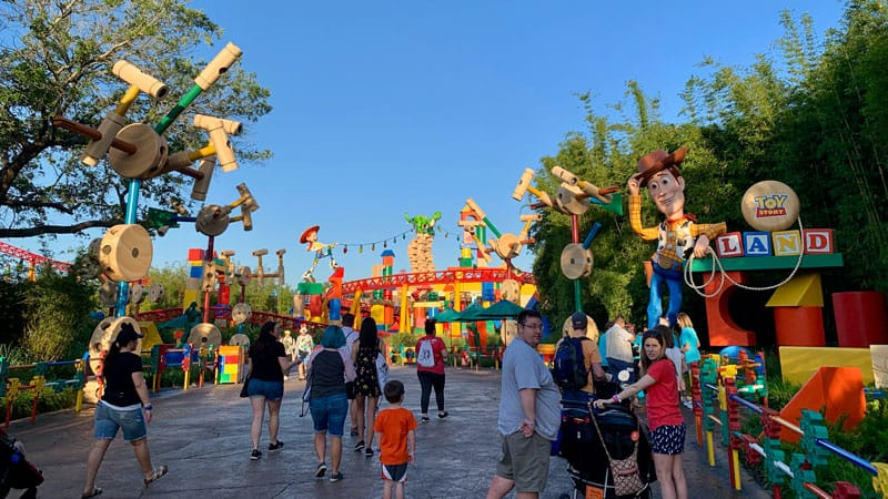 The Big Guide to Early Morning Magic at Toy Story Land 20