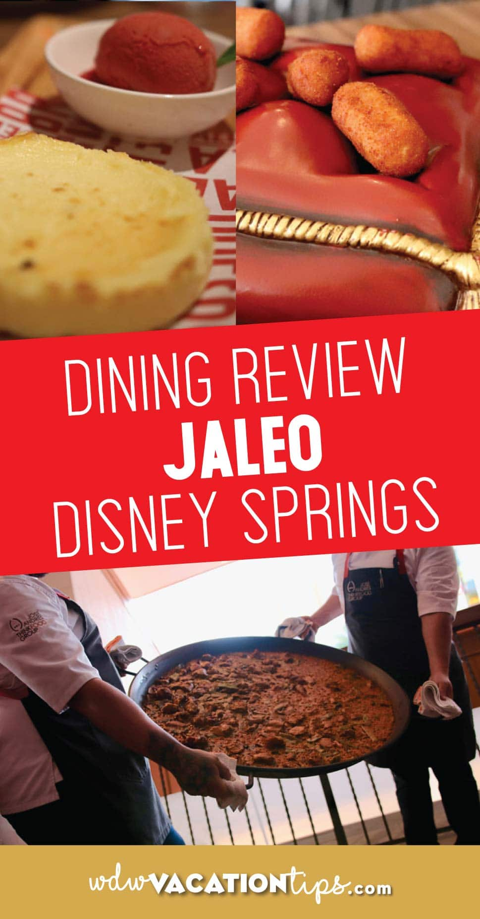 Jaleo Dining Review