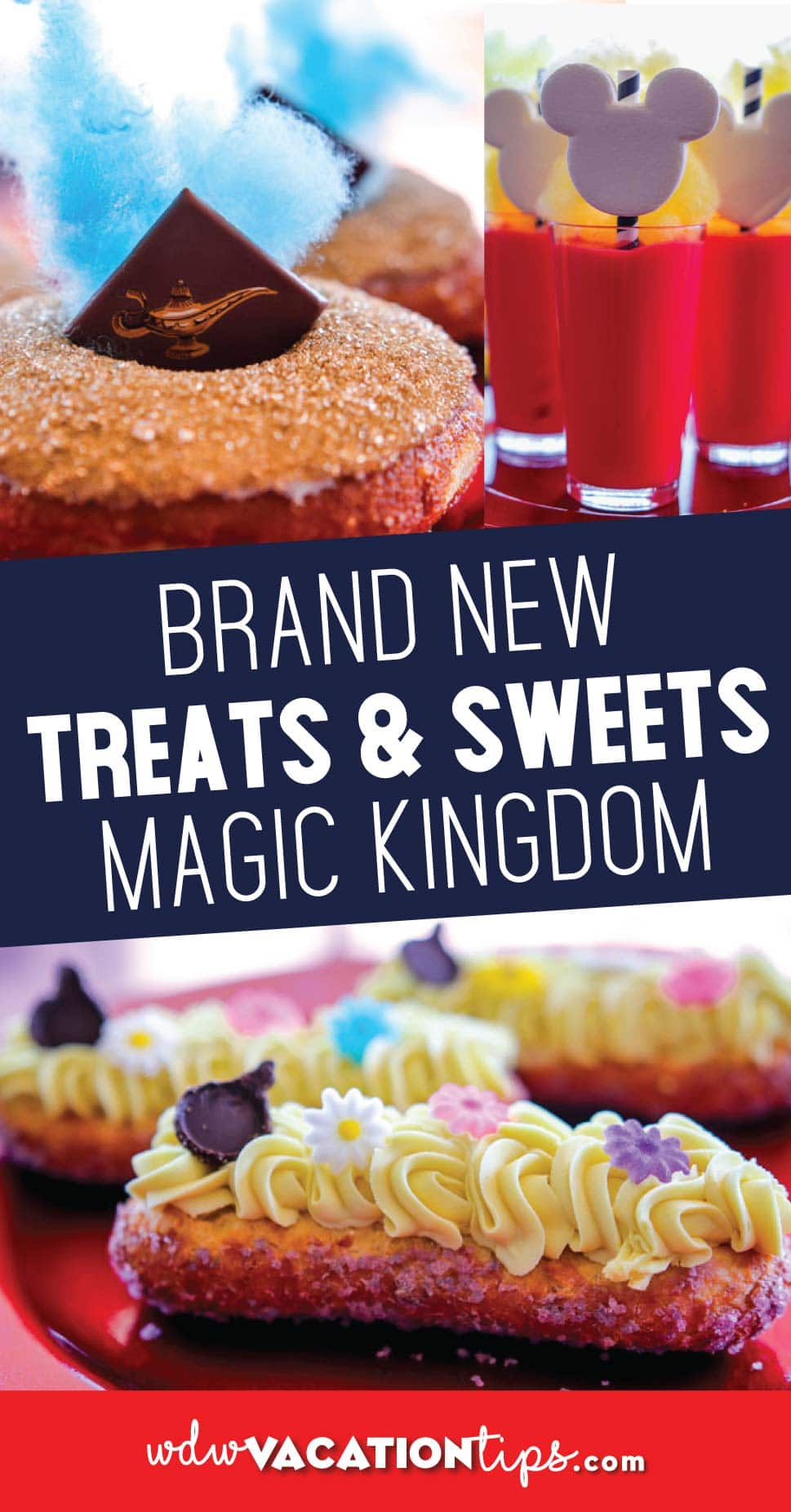 New Magic Kingdom Sweet Treats