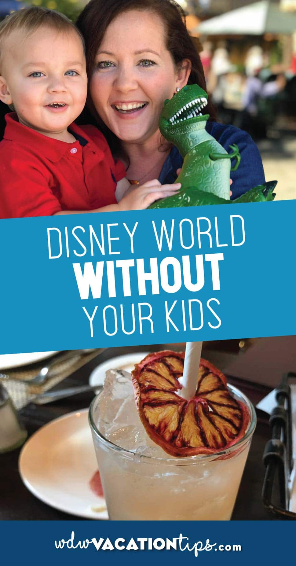 Disney World with no Kids