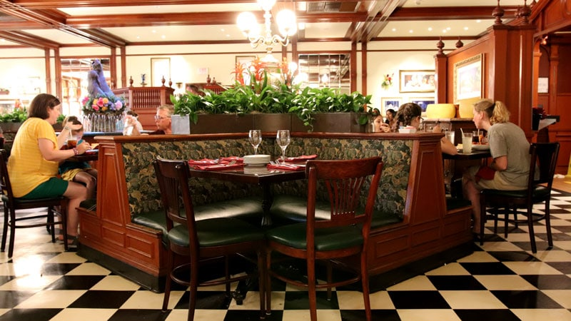 Tony's Town Square Restaurant 26