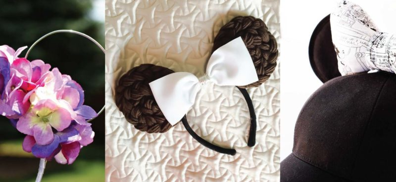 Make Your Own Diy Minnie Ears Wdw Vacation Tips