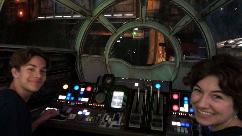 The Inside Scoop on Star Wars: Galaxy's Edge Opening Day 36