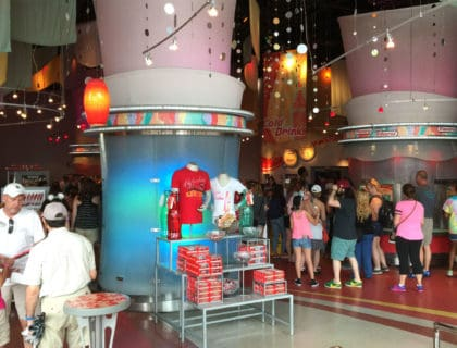 What to do Without a FastPass at Epcot 4
