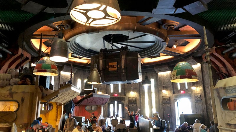 The Inside Scoop on Star Wars: Galaxy's Edge Opening Day 38