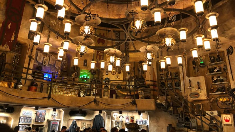 The Inside Scoop on Star Wars: Galaxy's Edge Opening Day 43