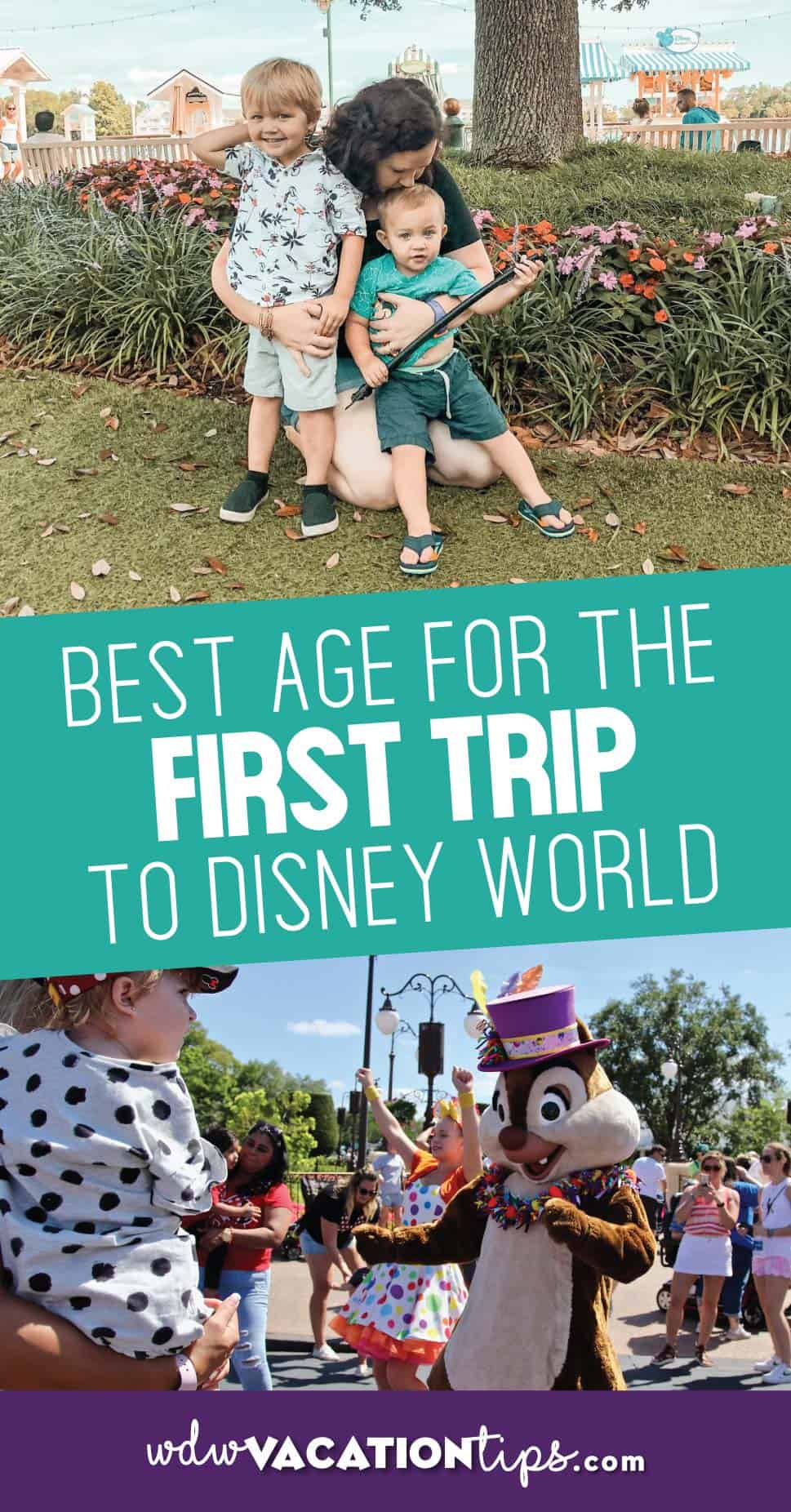Best Time for First Trip to Disney World
