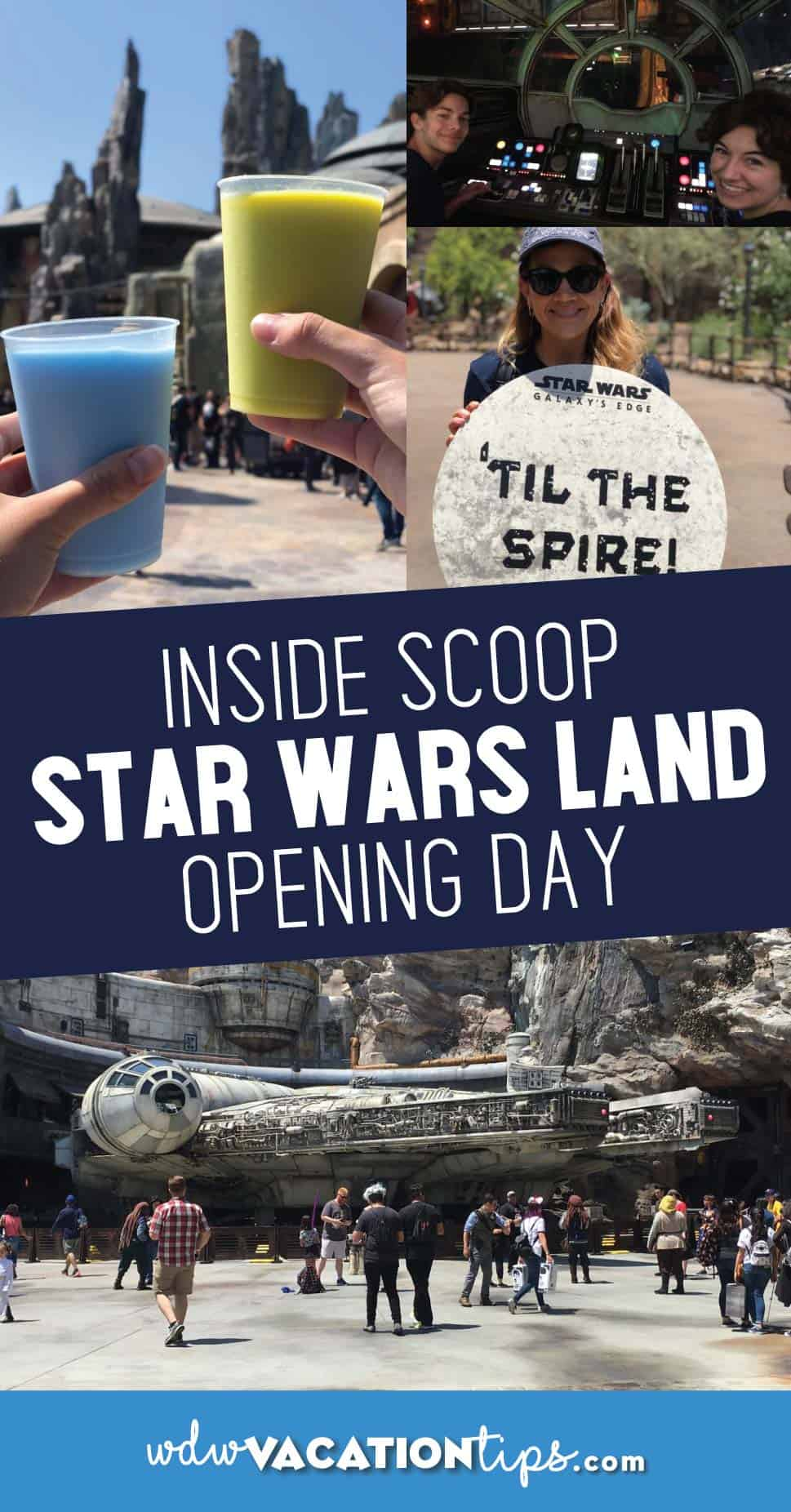 The Inside Scoop on Star Wars: Galaxy's Edge Opening Day 33