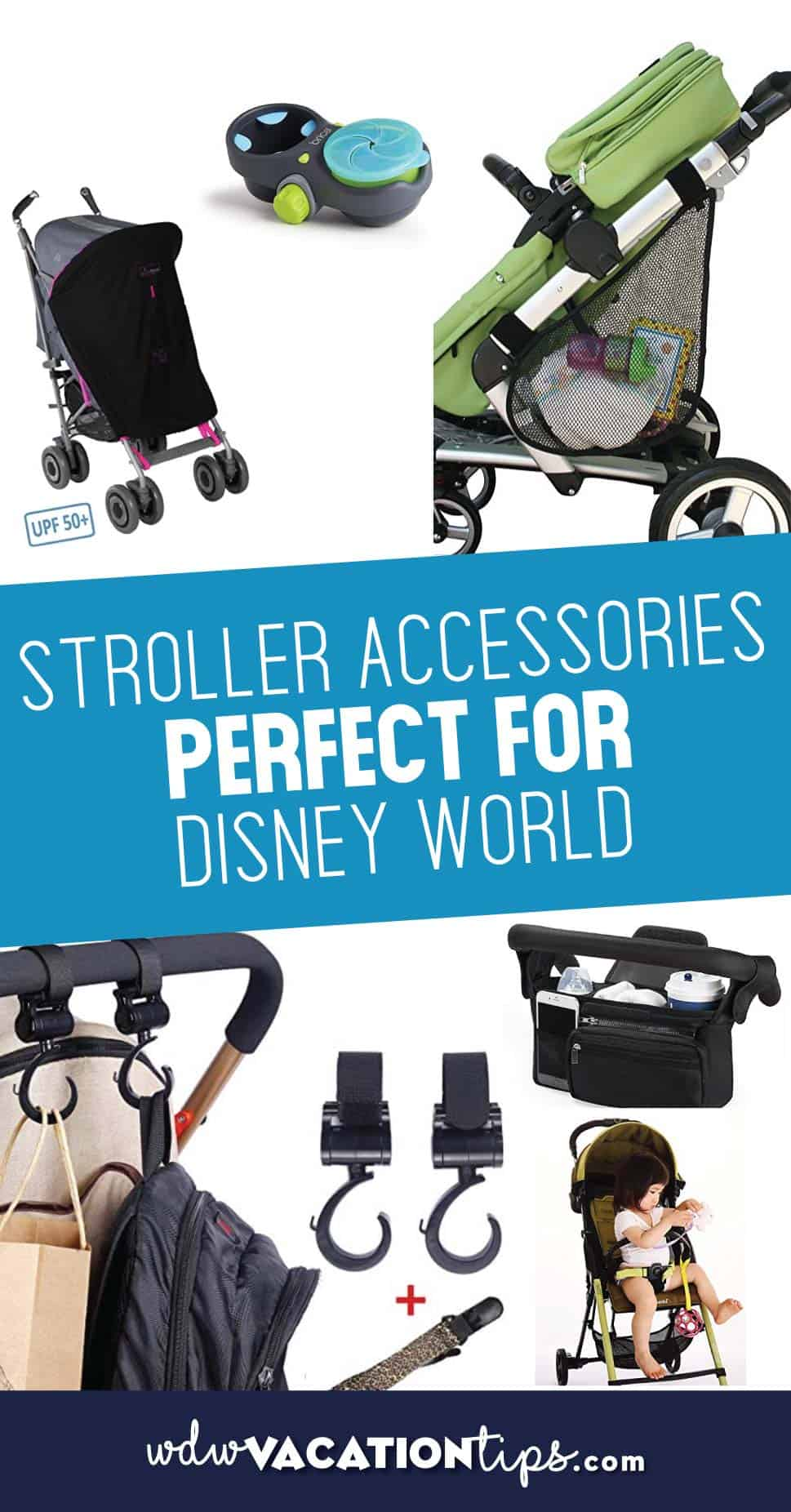 Stroller Accessories Perfect for Disney World 17