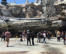 The Inside Scoop on Star Wars: Galaxy's Edge Opening Day