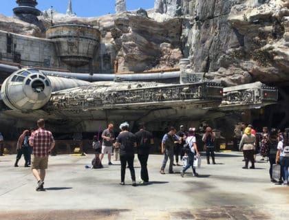 The Inside Scoop on Star Wars: Galaxy's Edge Opening Day 10