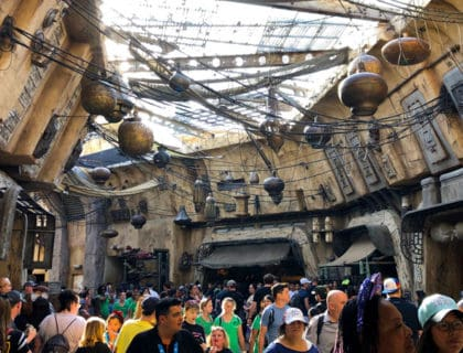 Fun Facts on Star Wars: Galaxy's Edge 50
