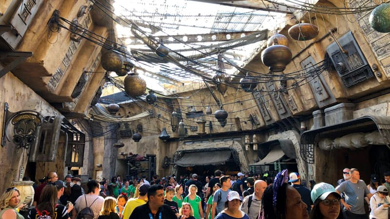 The Inside Scoop on Star Wars: Galaxy's Edge Opening Day 45
