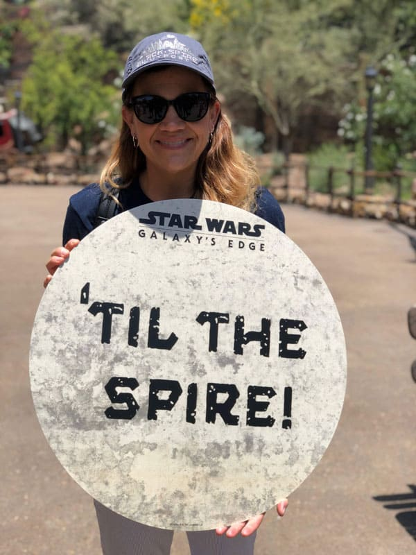 The Inside Scoop on Star Wars: Galaxy's Edge Opening Day 47