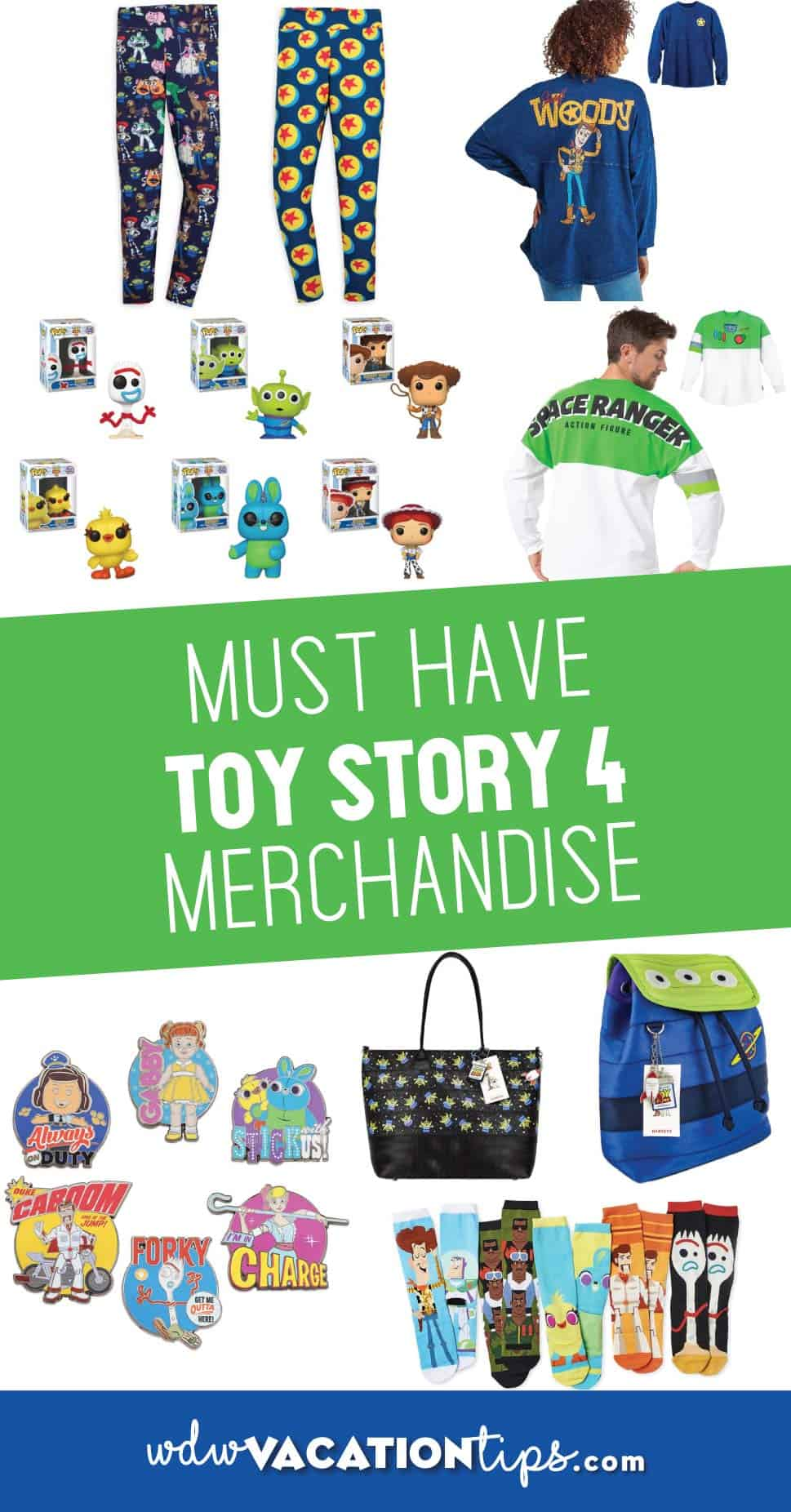 Must Have Toy Story 4 Merchandise 19