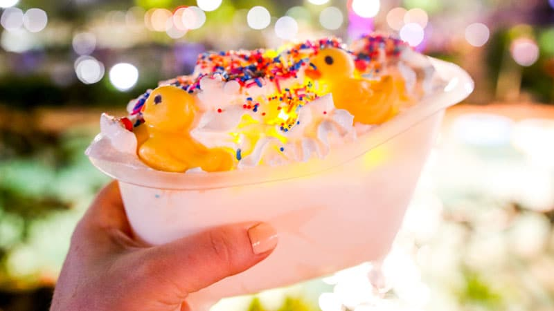 Bathtub Party Sundae