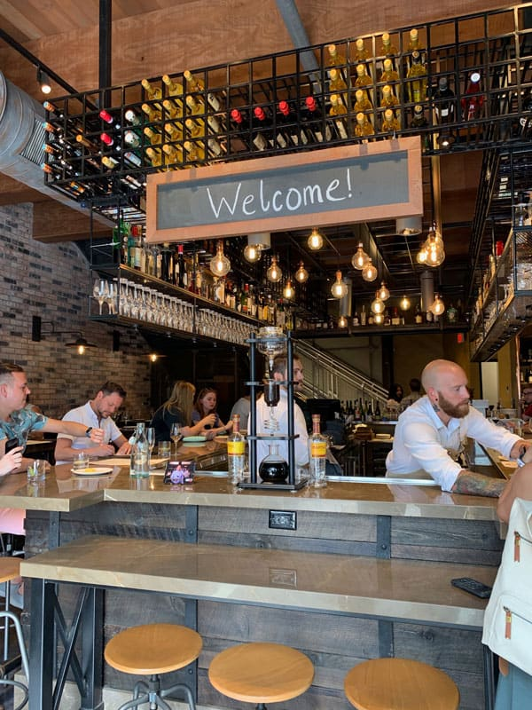 Wine Bar George Dining Review 17