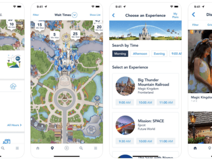 The official Walt Disney World® app!