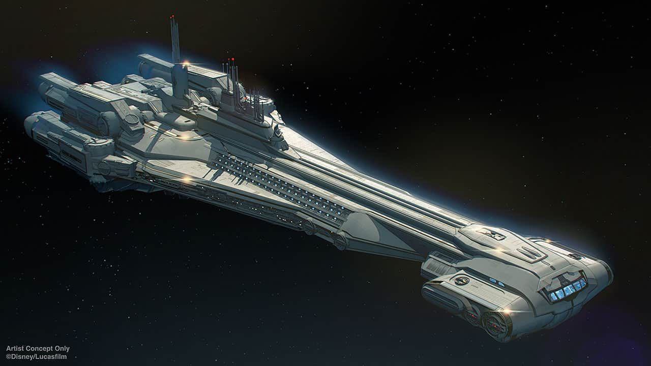 Star Wars: Galactic Starcruiser 3