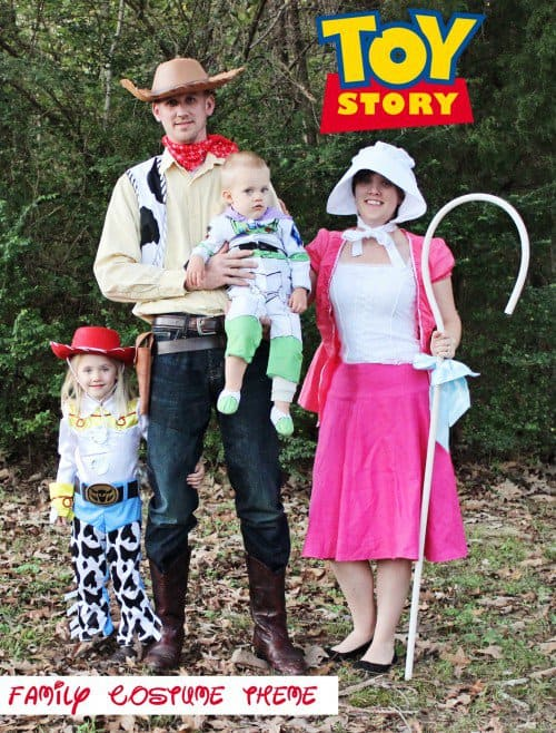 DIY Disney Costumes 27