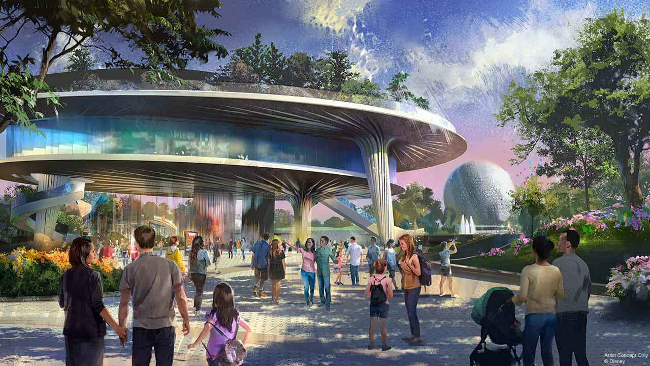 A Look at Epcot's Multi Year Transformation 17
