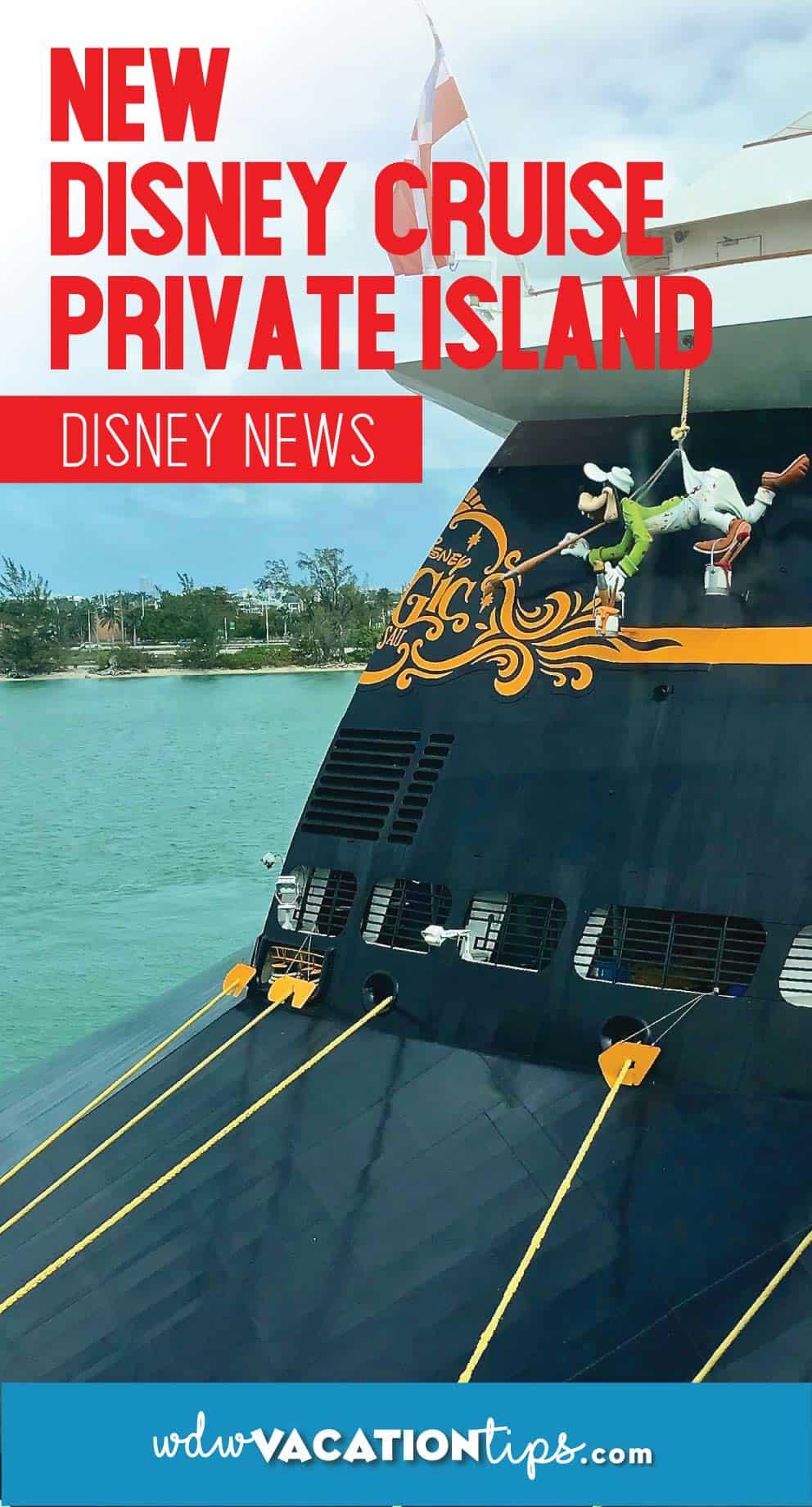 Next Disney Cruise Line Ship and New Disney Island Destination 11