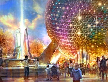 A Look at Epcot's Multi Year Transformation 6