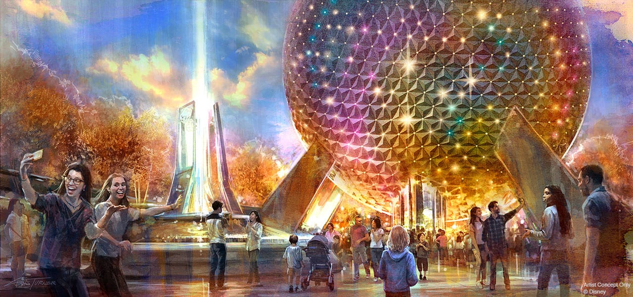 A Look at Epcot's Multi Year Transformation 15