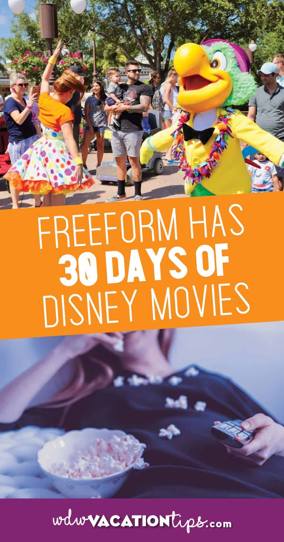 Freeform Disney Movies