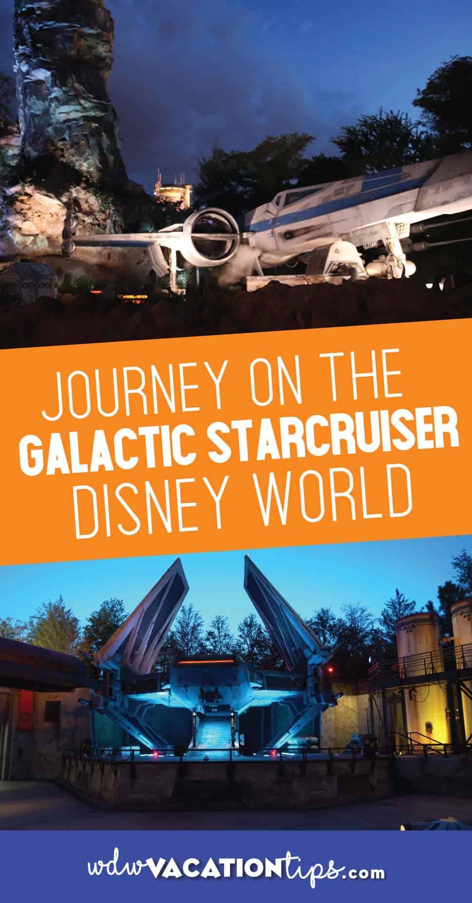galactic starcruiser disney world