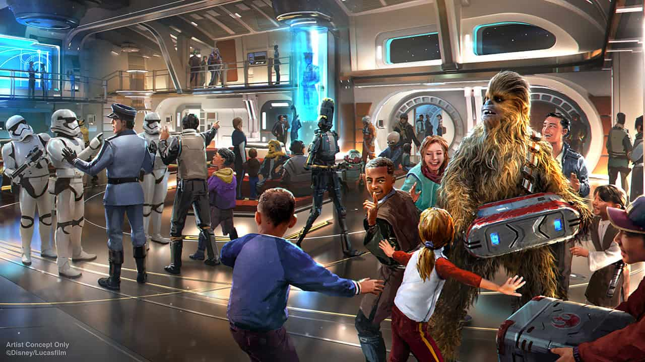 Star Wars: Galactic Starcruiser 5