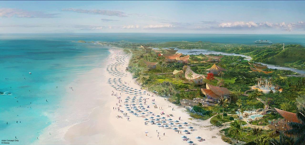 Next Disney Cruise Line Ship and New Disney Island Destination 15