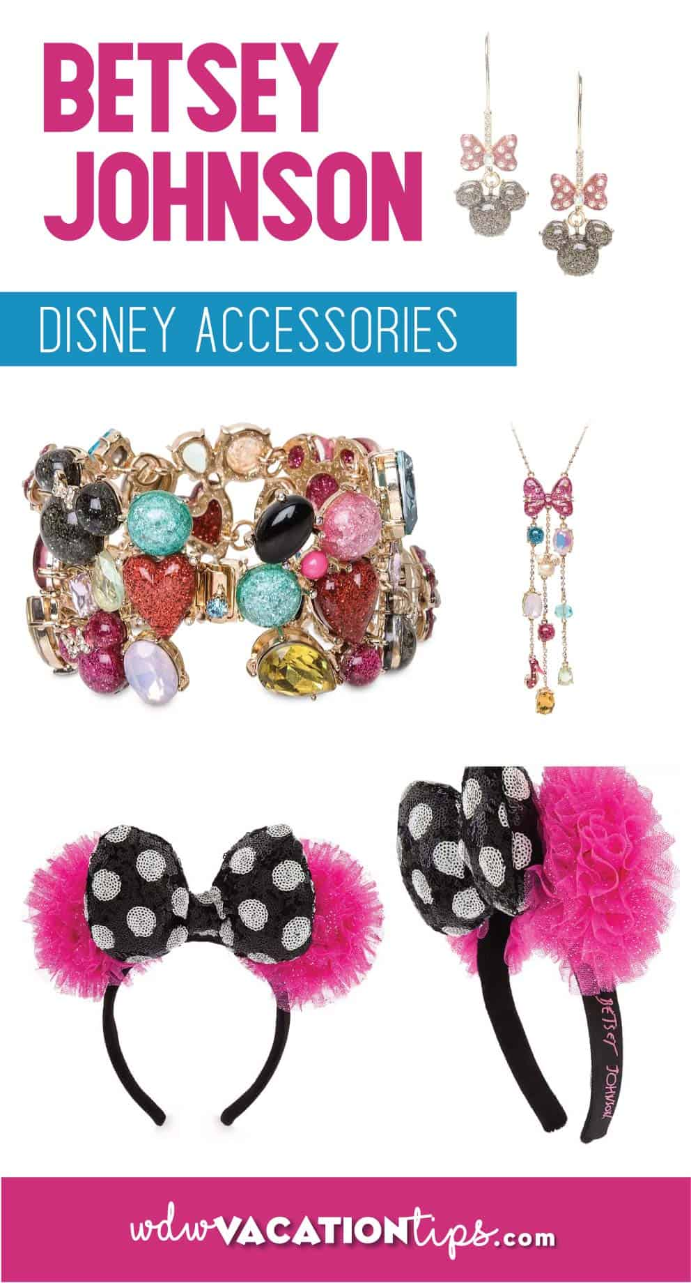 Disney Betsey Johnson Collection