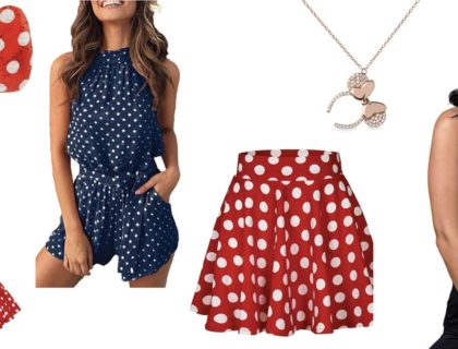 Disneybound Minnie Mouse Inspiration 7