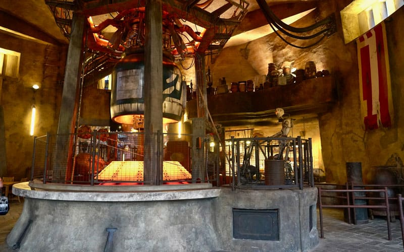 Star Wars Galaxy's Edge Ronto Roasters 1