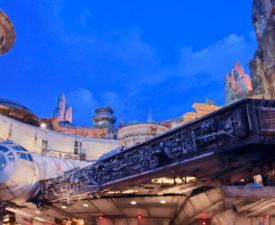 Star Wars Galaxy's Edge: Map of Batuu