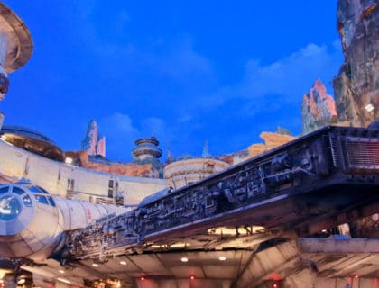 Star Wars Galaxy's Edge: Map of Batuu 25