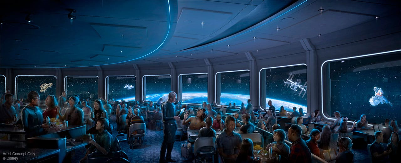 A Look at Epcot's Multi Year Transformation 19