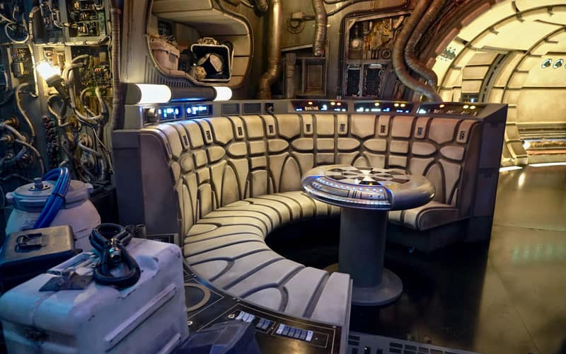What to Expect on Millennium Falcon: Smugglers Run 6