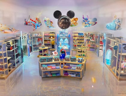 Select Target Locations to Get a Mini Disney Store 23