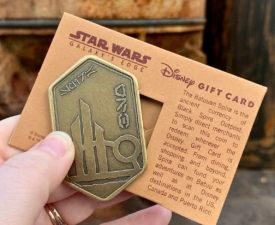 Star Wars Galaxy's Edge Gift Card Batuuan Spira