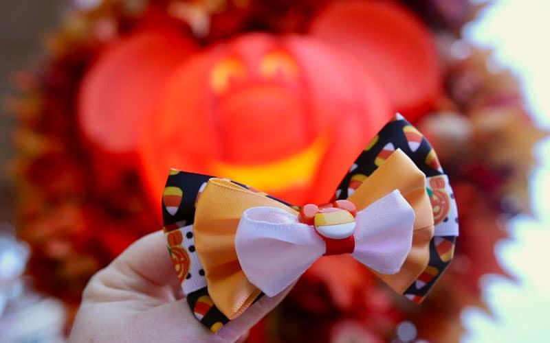 Adorable Disney Halloween Hair Bows 9