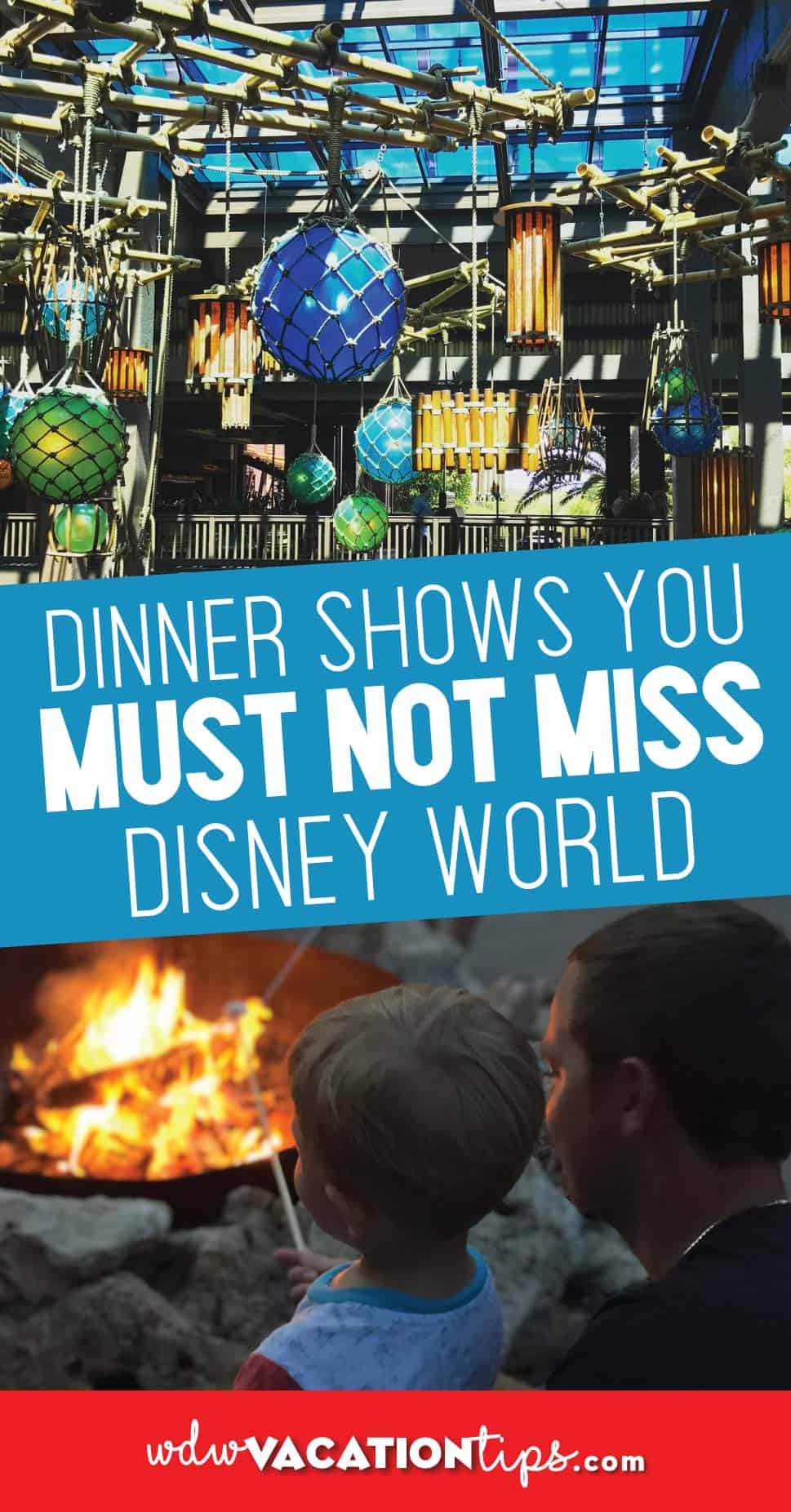 Disney World Dinner Shows