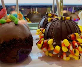Disney Candied Apples Inside Look at Tasty Treats