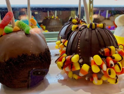 Disney Candied Apples Inside Look at Tasty Treats 6